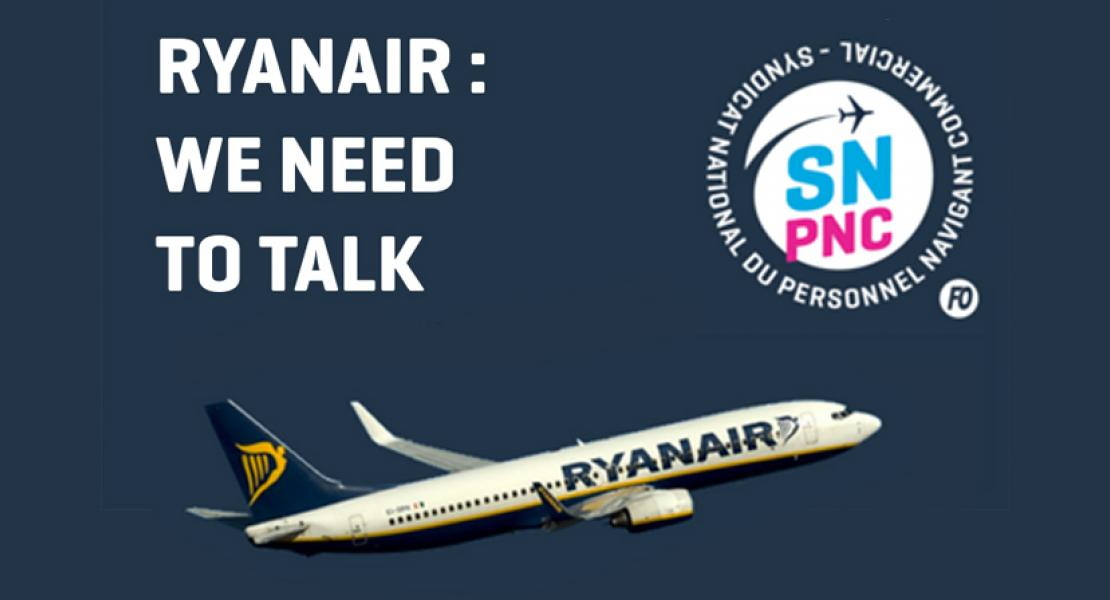 Elections at Ryanair France