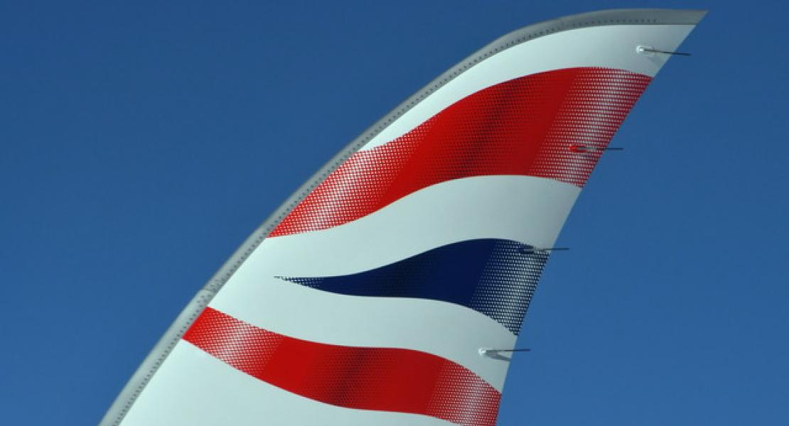 copyright British Airways